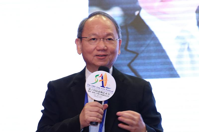台灣 工商協進會理事、法藍瓷總裁陳立恆。